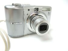 Canon PowerShot A1100 IS 4x Optical Zoom  12.1MP Gray Digital Camera