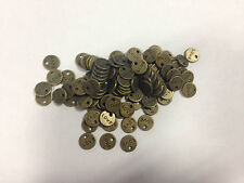 10x Small Love Charms / Pendant (Bronze and Metal) For Charm Bracelet / Necklace