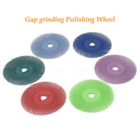 80-2000 Grit Gap Grinding Mirror Polishing Wheel Nylon Flap Discs Brush Wheel