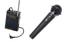 Pro AC8PJ WHM wireless handheld microphone for Panasonic AG HMC80 HMC40 HMC40P