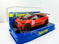 Slot Car Scalextric Superslot H4042 Jaguar I-Pace Etrophy #3
