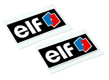 ELF Classic Retro Car Motorcycle Decals Stickers
