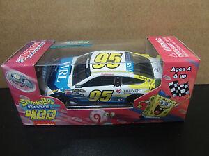 Michael McDowell 2015 SpongeBob SQUAREPANTS Thrivent Fusion 1/64 NASCAR