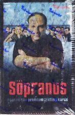 ^ 2005 The Sopranos Season One * 1 unopened pack * James Gandolfini rare
