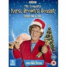 Mrs Brown's Boys - Series 1 And 2 - Complete (DVD, 2012, 5-Disc Set, Box Set)