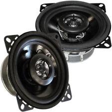 BA10 10cm Koax Lautsprecher Paar für Renault Twingo