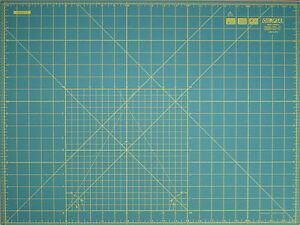 "OLFA Cutting Mat RM-IC-S 18"" X 24"" (450mm x 600mm) Fabric Leather Paper"