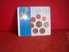 (GRE 84) SET GRECE 2003   8 PIÈCES BRILLANT UNIVERSEL