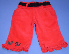 NWT Gymboree Holiday Friends Pants Girl's 3-6M