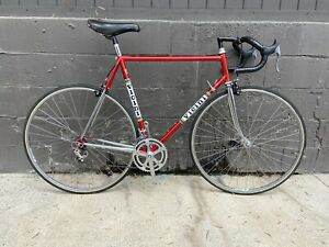 Vintage Vicini Road Bike Campagnolo Columbus