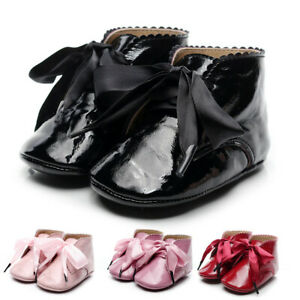 Baby Boots Shoes Newborn Girls Boys Cartoon Shoes First Walkers Shoes Booties