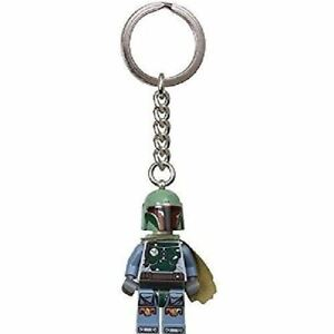 LEGO Star Wars: Boba Fett 2014 Keyring 850998