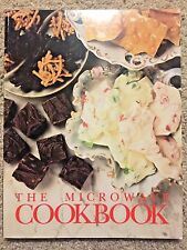 THE MICROWAVE COOKBOOK By: General Electric (1998, Paperback)  (4413)