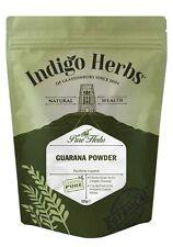Guarana Pulver - 500g - (Beste Qualität) Indigo Herbs