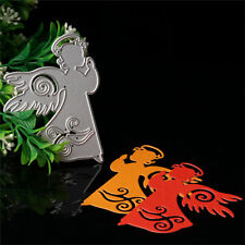Angel Cutting Dies Metal Stencil DIY Scrapbooking Album Paper Card Embossing HOT