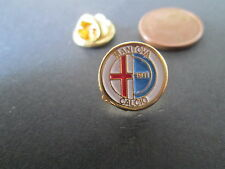 a4 MANTOVA FC club spilla football calcio soccer pins fussball italia italy