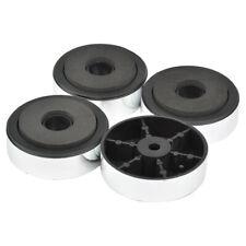 8x Dumper piedino ammortizzazione vibrazioni per amplificatore impianto stereo