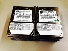 LOT OF 10 MK8025GAS 80gb 2.5in. 4200 rpm TESTED