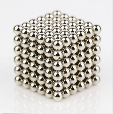3mm Magnetic Balls Magic Beads 3D Puzzle Ball Neodymium Sphere toy Cube 216pcs