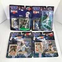 2000 Starting Lineup MLB Roger Clemens, Nomar Garciapara, Mo vaughn, Bernie