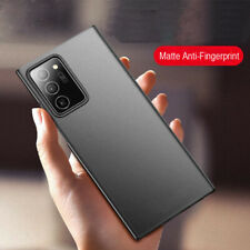 For Samsung Galaxy Note 20 Ultra Shockproof Slim Hard Case Sandstone Cover Skin