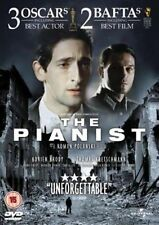 THE PIANIST ADRIEN BRODY ROMAN POLANSKI UNIVERSAL UK 2003 REGION 2 DVD L NEW