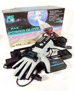 Controller Pax Power Glove Nintendo Family Computer Famicom FC NES Jap Japan