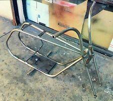 Minibike Frame And Fork
