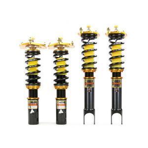 YELLOW SPEED RACING DYNAMIC PRO SPORT COILOVERS FOR HONDA S2000 AP2
