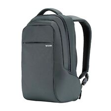 """Incase Icon Slim Bag Pack 15"""" for Laptop Macbook Notebook Gray Brand New"""