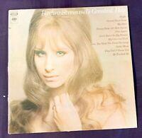 Barbra Streisand Barbra Streisand's Greatest Hits Lp KCS9968 Vinyl 1970 US VG