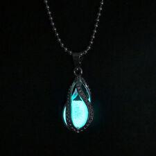 Naga Eyes Ball Love Magic Talisman Glow in the Dark Pendant Necklace Jewelry NEW