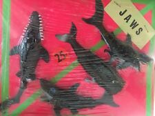 Vintage Rubber Oily Jiggler Lot Hong Kong Vending Jaws Sharks