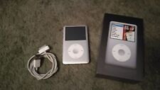 Apple iPod Classic Silver 80GB 6th Generation 2007 Original MP3 player Complete