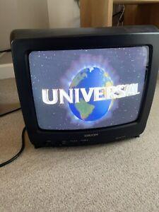 "ORION 14"" TV134R Retro Vintage Gaming CCTV TV Colour CRT Scart Working"