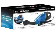 12 V Bell+Howell Vacuum Cleaner High-powered Car Vac For Automotive Use