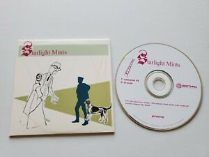 Starlight Mints - Submarine #3 / Sir Prix (CD Single) Promo Alt Rock 2000