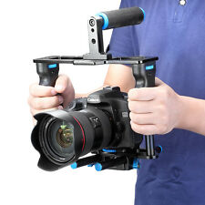 Neewer Aluminum Alloy Camera Video Cage Film Movie Making Kit for Canon Nikon US