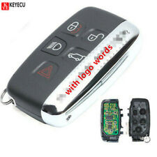 Remote Car Key Fob For Land Rover Lr2 Lr4 2012 2017range Rover Evoque Sport Fits More Than One Vehicle