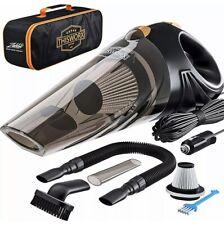 Portable Car Vacuum Cleaner: High Power Corded Handheld Vacuum w/ 16 foot