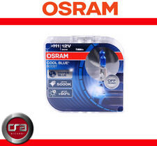 NUOVE LAMPADE OSRAM H1 COOL BLUE BOOST 5000K 12V 80W 62150CBBDUO COPPIA