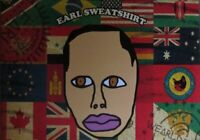 Earl Sweatshirt-Flags -Poster-Laminated available-90cm x 60cm-Brand New