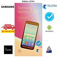Brand New SAMSUNG GALAXY J250G J2 PRO 16GB - BLACK TELSTRA BLUE TICK AUS STOCK
