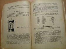 Repair of Motor Engine,Car Auto Tractor,Petrol and Diesel Fuel BOOK 1956 Serbia
