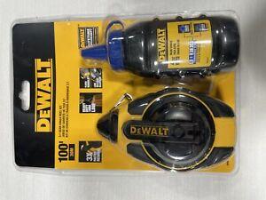 DEWALT DWHT47373L 3:1 Chalk Reel With Blue Chalk