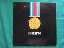 disco 33 giri : Midem 76 stereo DJM spec 111