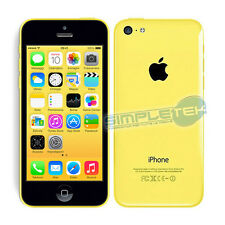 Apple iPhone 5c 16gb giallo GRADO A + garanzia + accessori + fattura
