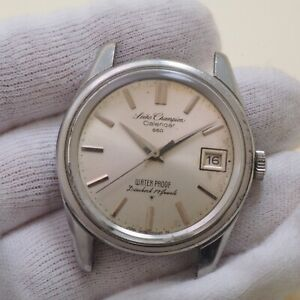 Vintage 1963 SEIKO Champion 860 hand-winding cal.860 for Parts/Repair