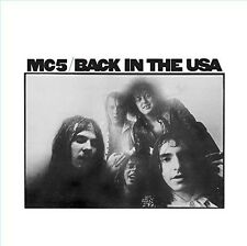 MC5 - Back in the USA [New Vinyl LP] 180 Gram