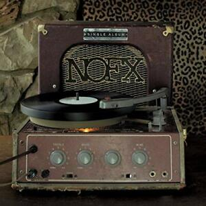 NOFX-SINGLE ALBUM CD NEUF